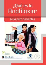 Nueva guía de anafilaxia para pacientes